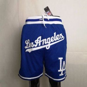 NWT Just Don Dodgers Shorts SZ Various